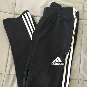 Black Adidas Sweat Pants ✨